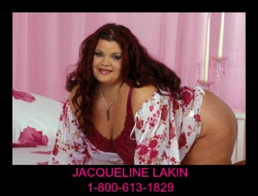 Forced Bi Phone sex with Jacqueline LAKIN